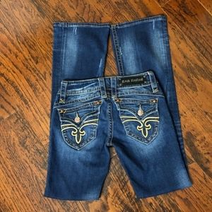 "Rock Revival ""Stephanie"" Bootcut Jeans"